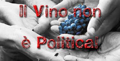 vino politica diatribe