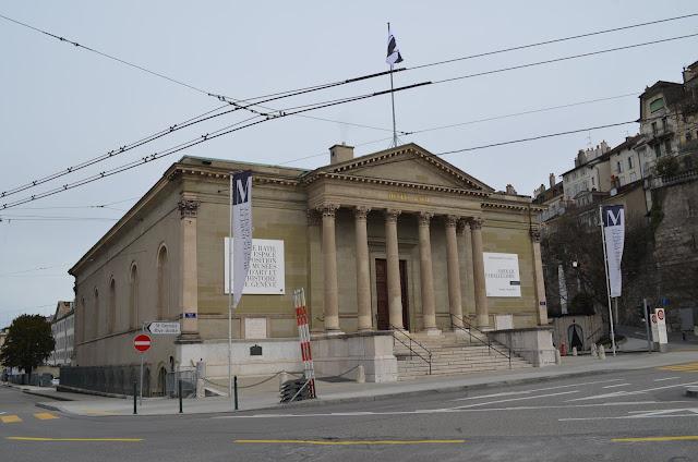 Grande Teatro de Genebra (Grand Théâtre de Genève)