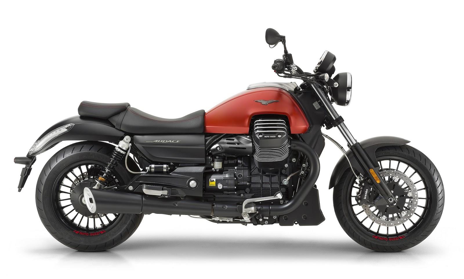 Racing Cafè: Moto Guzzi Audace 1400 2015