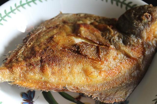 Ikan Sambal Ala Resepi Gerai Jalan Kelawei