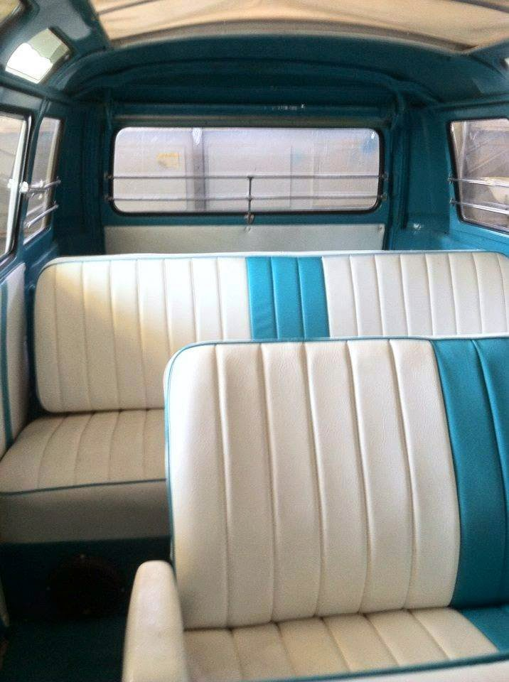 21 Window VW Kombi Bus 1965 | VW Bus