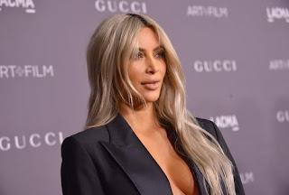 Kim Kardashian Shares Topless Photo Taken By 4-Year-Old Daughter, North