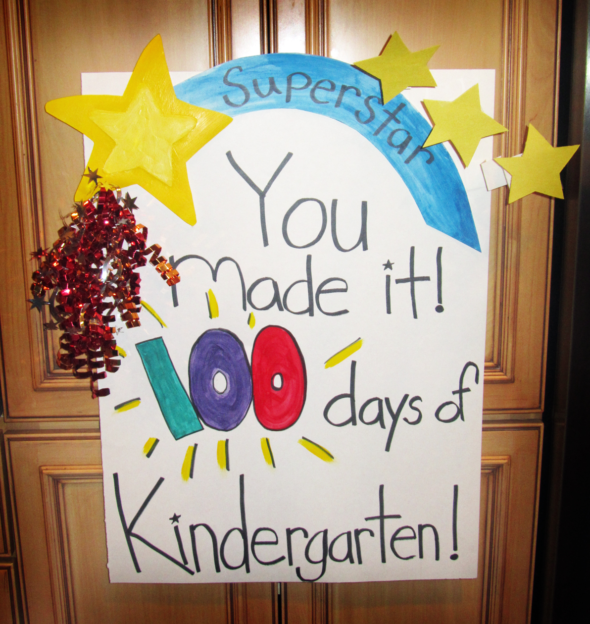 Creatively Quirky At Home 100 Days Of School