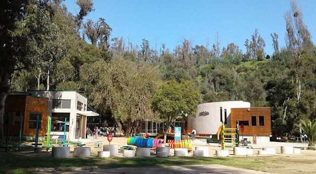 Visitar o Parque Quinta Vergara com crianças em Viña del Mar
