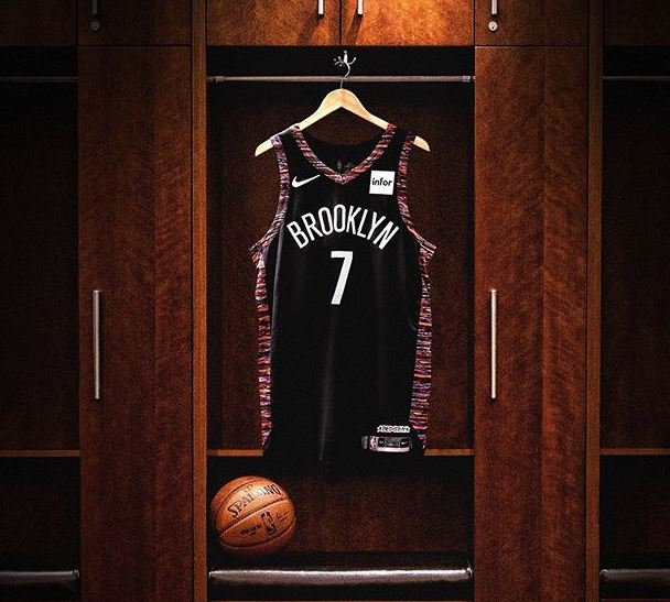 Kevin Durant Announces He Will Wear No. 7 With Brooklyn Nets