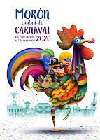 Morón - Carnaval 2020 - Jinetes - Juan Diego Ingelmo Benavente