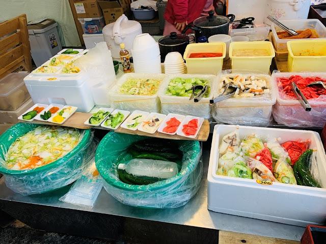 青森魚菜中心-古川市場-青森魚菜センター本店-醃菜