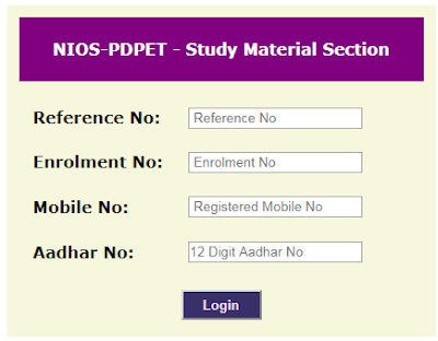 nios deled bridge study material