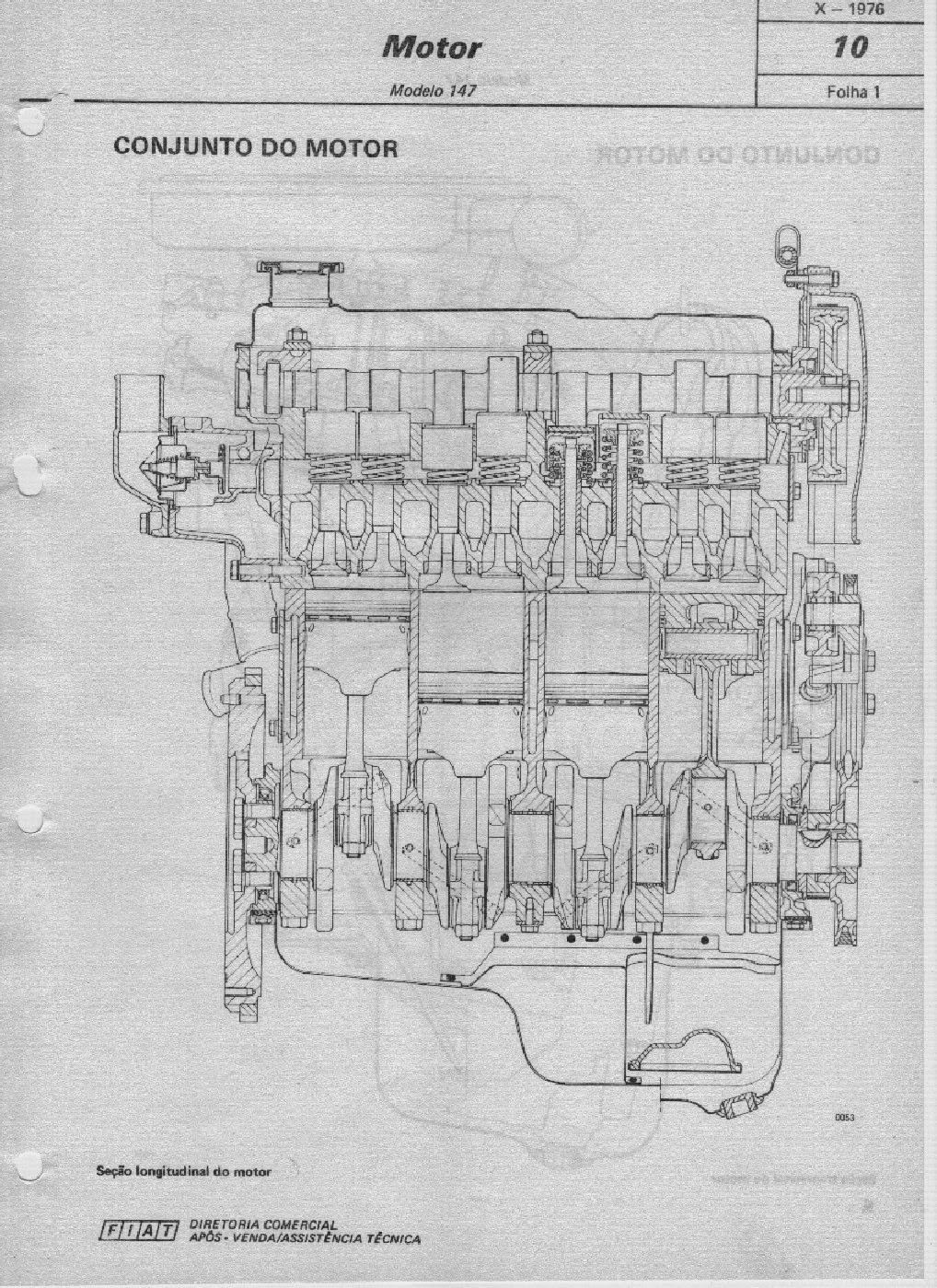 MANUAIS DO PROPRIETÁRIO GRÁTIS: Manual de reparação FIAT 147