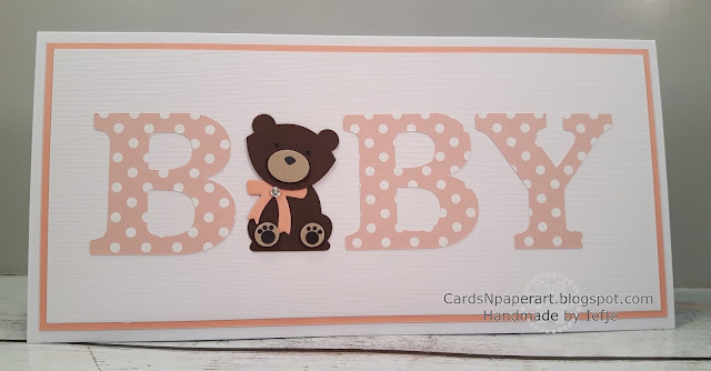 Stampin' up Foxy Friends punchart