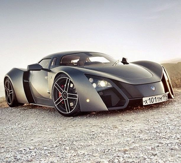 2030 Bugatti Veyron: The Fast And Furious: The Marussia B2