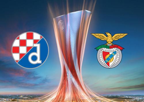 Dinamo Zagreb vs Benfica - Highlights 7 March 2019