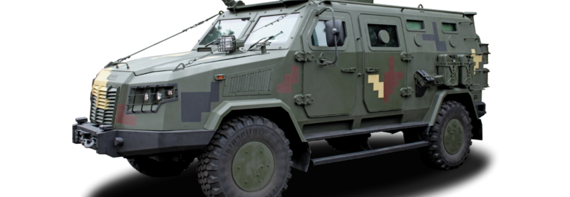 Бронеавтомобіль Козак-2М