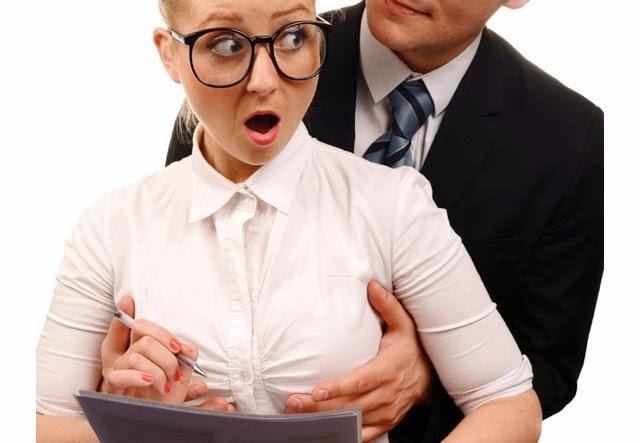 Сексуальные домогательства начальника к подчиненной