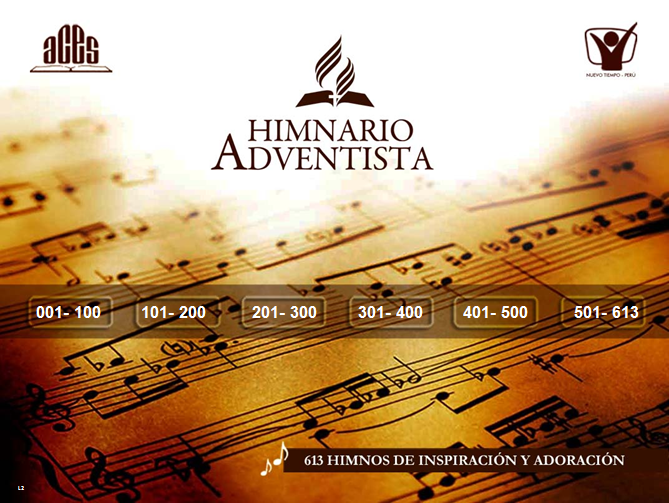Nuevo Himnario Adventista PowerPoint - 613 himnos