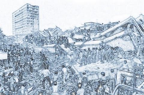 POESÍA | #Sismo1985 Variaciones sobre el cuerpo destruido | Nadia Contreras