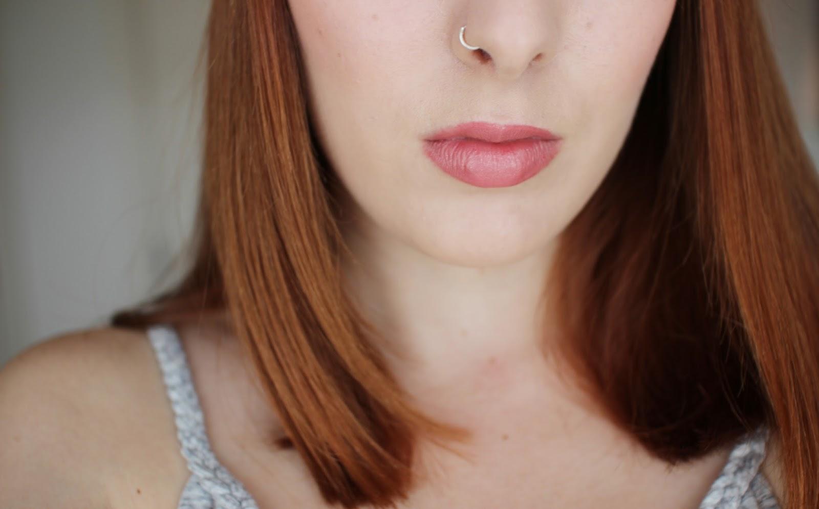 Betere MAC Peach Blossom Lipstick Review - Zoey Olivia OM-38