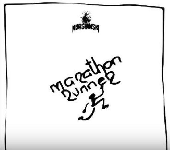 Nyashinski Marathon - Runner