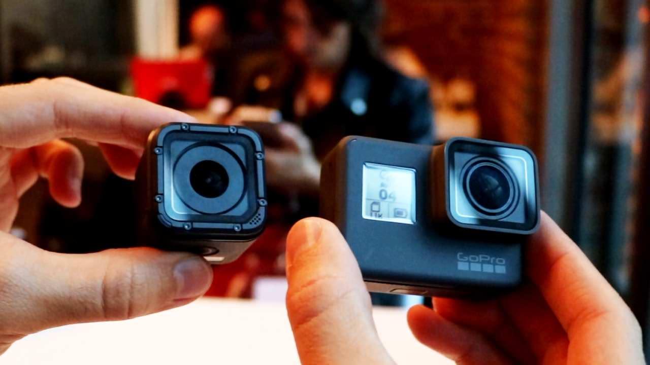 Nên chọn mua camera hành động nào tốt nhất?