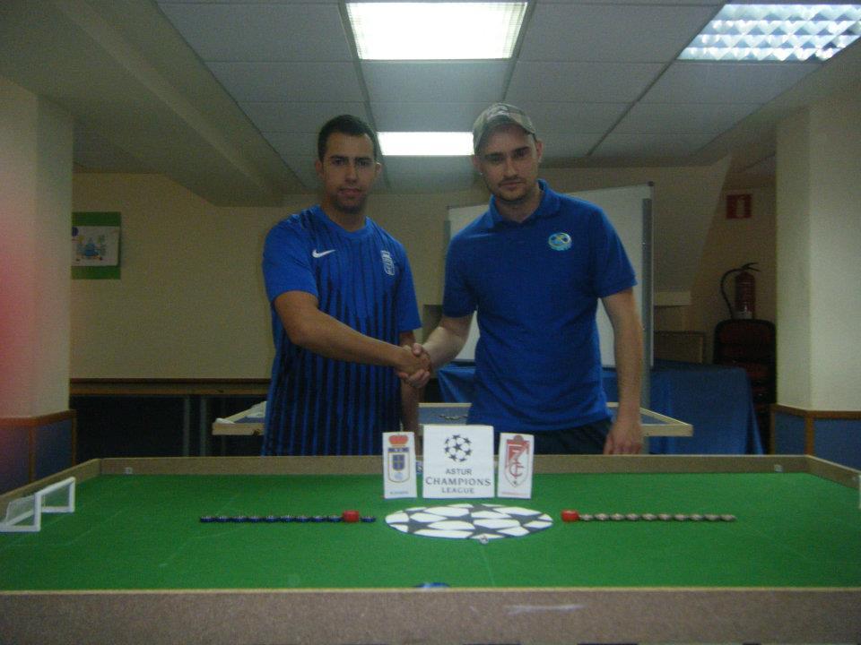 Finalistas de la Astur-Champios League