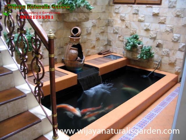 Kolam Hias Minimalis Modern, Kolam Hias Minimalis Batu Alam, Kolam Ikan Hias Minimalis Depan Rumah, Kolam Ikan Hias Minimalis Belakang Rumah