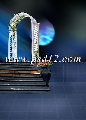Free Download PSD Studio Background