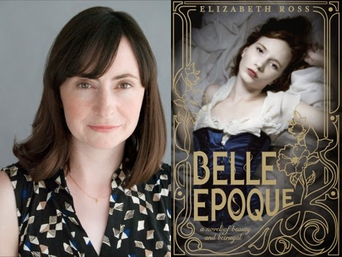 Elizabeth Ross, author of Belle Epoque