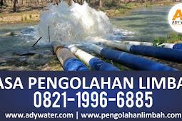 Desain Jasa Pengolahan Limbah Perencanaan IPAL ADY WATER di Bogor Palembang Serang Cilegon Gresik Surabaya