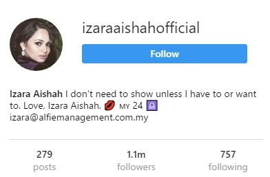 follower%2Bizara%2Baishah%2B1.1M.jpg
