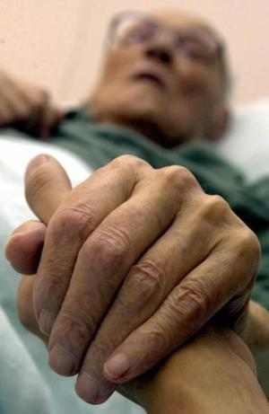 Do Not Hospitalize orders for nursing home residents with ...