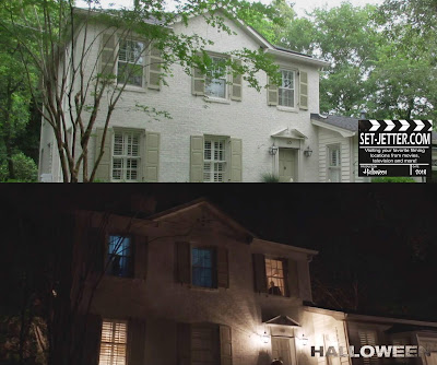 Check out the all new filming locations for the upcoming Halloween (2018)  with Jamie Lee Curtis returning as Laurie Strode ,, only at Set,Jetter.com!