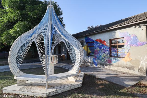 《台中.清水》海灣繪本館|親子景點|手作DIY|美好書席|台中港區藝術中心對面