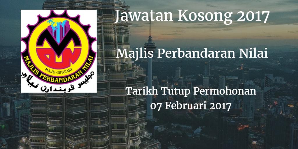 Jawatan Kosong MPN 07 Februari 2017