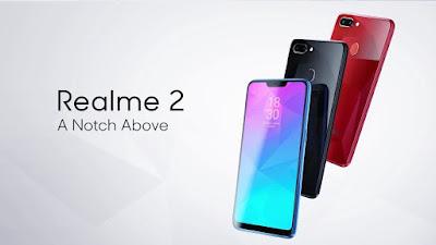 Spesifikasi dan Harga OPPO RealMe 2, RAM 4GB / 64GB Smartphone Sub-Brand Oppo