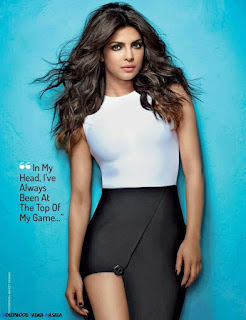 Priyanka Chopra looks young and gorgeous from Stardust Magazine March 2016