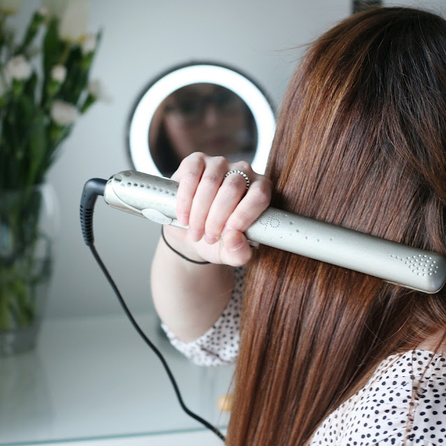 Leanne Marie Beauty Ghd Arctic Gold V Styler Gift Set Review