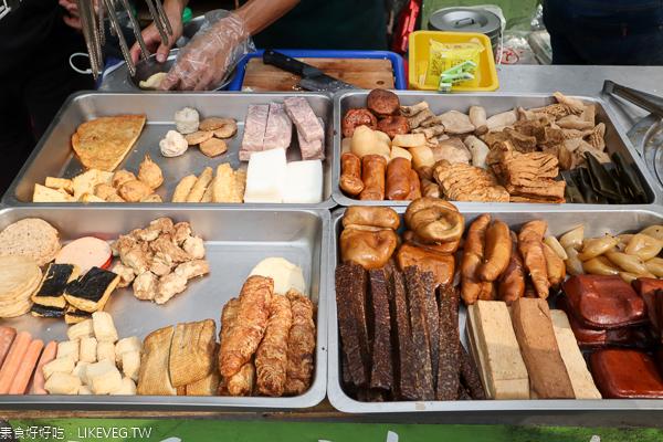 巫菈哈異素部落 素食行腳夜市 多種人氣美味小吃全台巡迴