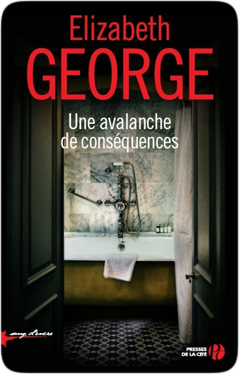 Une avalanche de conséquences d'Elizabeth George