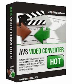 AVS Video Converter 9.1.2.571 + Crack