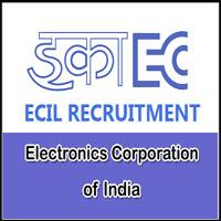 Recruitment 2019 ECIL jobs 2019