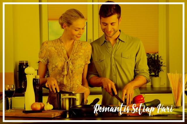 Menjaga hubungan suami-istri tetap harmonis