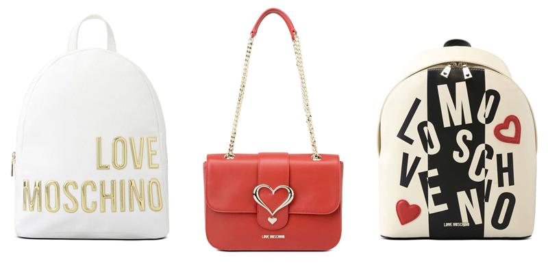 new photos 722e0 ef190 Passione per le borse, ecco la nuova collezione Love ...