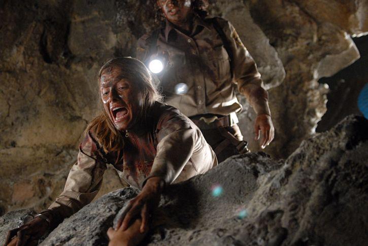 Höhlen Horrorfilm