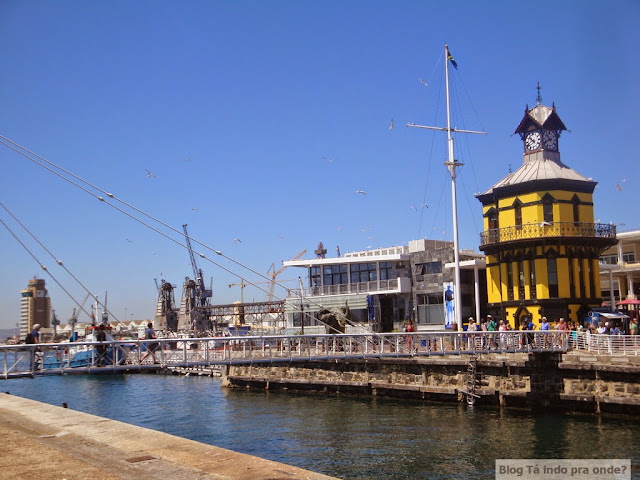 Victoria & Alfred Waterfront, Cidade do Cabo