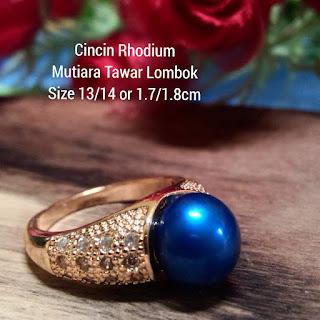Model Perhiasan Mutiara Lombok