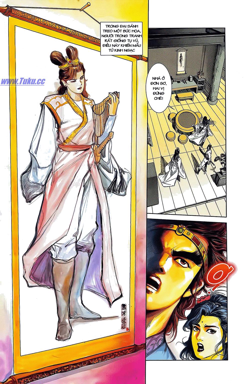 Tần Vương Doanh Chính chapter 13 trang 29