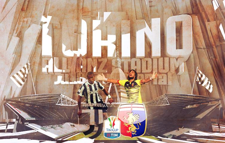 Coppa Italia 2017/18 / 1/8 finala / Juve - Genoa, srijeda, 20:45h