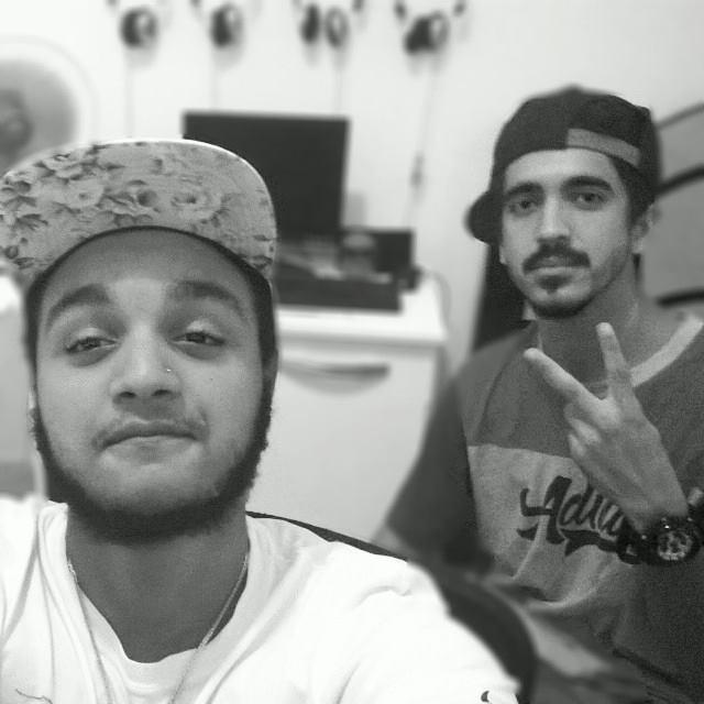 """Shazam & LR Beats conversaram com o Noticiário Periférico sobre o EP """"Autoprojeção: Da Infância aos Conflitos"""""""