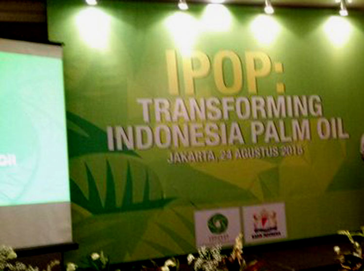 pemerintah tegur anggota ipop indonesia palm oil pledge