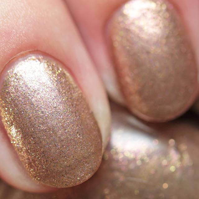 Sally Hansen Miracle Gel 043 Golden Glow